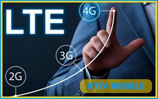 Проверить скорость мобильного интернета Киевстар